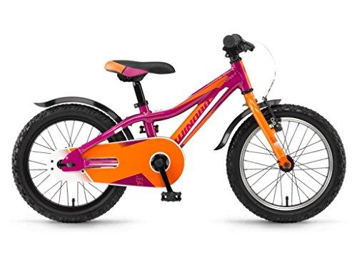 Winora Kinderfahrrad Bikes Rage 16 1-G Rücktritt 17/18 Winora pink/White/orange 21