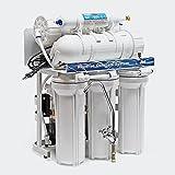 Naturewater NW-RO400-E2 Equipo de ósmosis inversa (RO) 1500l/día Filtración Tratamiento del agua