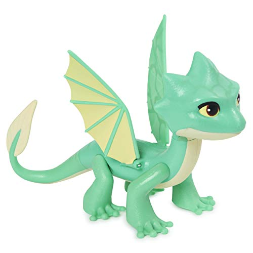 HTTYD DreamWorks Dragons Rescue Riders Summer Color Change Dragon Figure