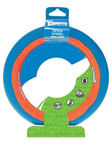 Chuckit Fetch Wheel Toy voor Honden, S