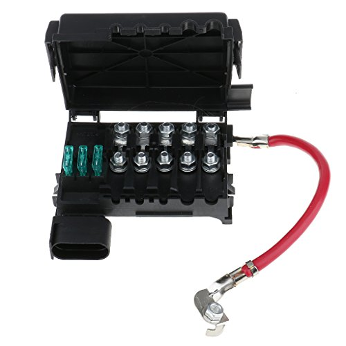 MagiDeal Boîte de Batterie en Plastique Pour 99-04 VW Jetta Golf Mk4 1J0937550A
