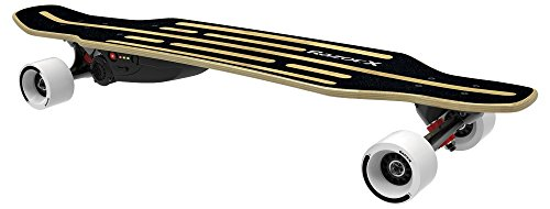 Razor Longboard Electric Skate Board, Black
