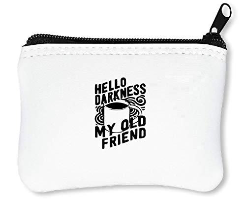 Darnkess My O Ld Friend rits portemonnee portemonnee portemonnee
