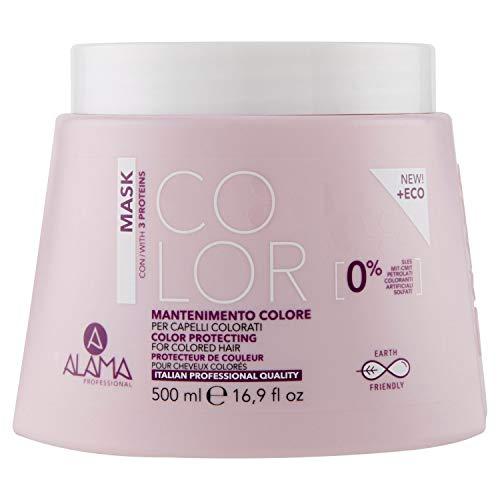 Alama Professional COLOR Maschera Mantenimento Colore per Capelli Colorati 500 ml