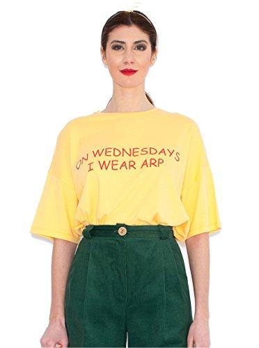 Agatha Ruiz de la Prada T-Shirt, Gelb (38)