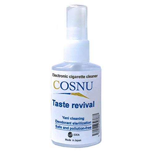 COSnu The Cleaner Exclusive for iQOS, 50ml Cleaning Liquid