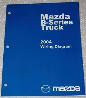 2004 Mazda B-Series Truck Wiring Diagram (B-2300, B-3000, B-4000 Series)