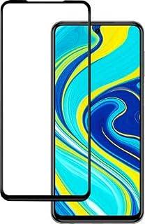 AG Tempered Glass for Xiaomi Redmi Note 9 pro Screen Protector 5D Redmi Note 9 Pro/Mi Note 9S Screen Protector - Black