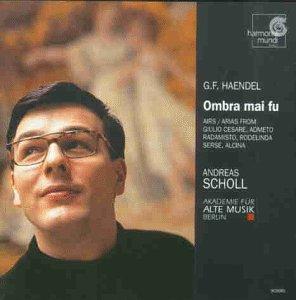 Andreas Scholl ~ Ombra mai fu (Händel Arien un Szenen)