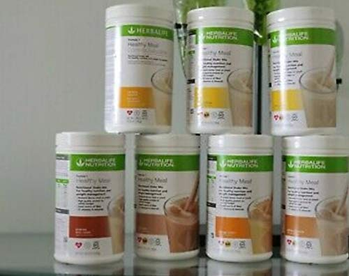 Herbalife Formula 1 Meal Replacement Protein Shake for Weight Loss 550g (Banana Cream)