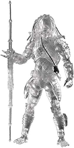Hiya Toys Predator 2 Action Figure 1/18 Invisible City Hunter Previews Exclusive 11 cm