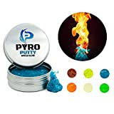 Phone Skope PYRO Putty Winter, Summer, Eco Blend, Emergency Survival Fire Starter (2 oz Winter -20°F to 90°F)