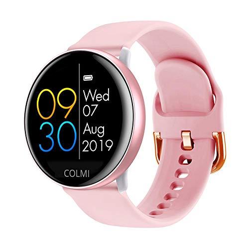Funnyfeng Intelligente armband, fitnesstracker, hartslagfrequentie, IP68, GPS-functie, waterdicht, compatibel met iOS en Android