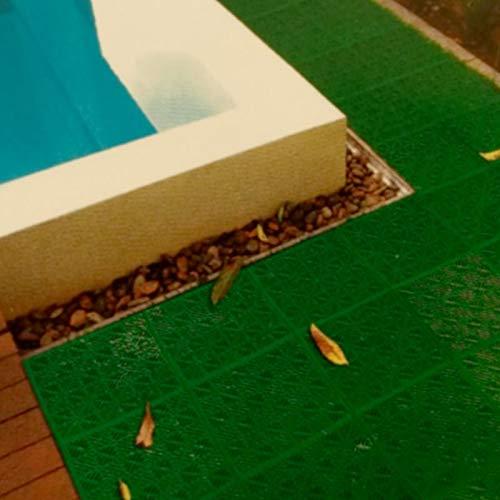 ANTIHUMEDADES Loseta ventilada para Suelos de Piscina, duchas de ...