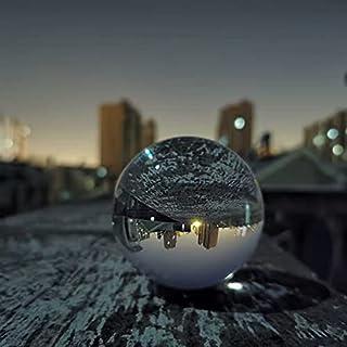 DZF697 1PC Clear Clear Crystal Crystal Sphère Sphère Sphère Photographie Prise de Vue en Photographie Nouveaux balles déco...