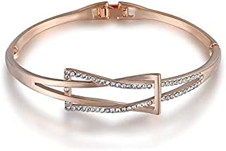 bracelet for women and girls gold plated