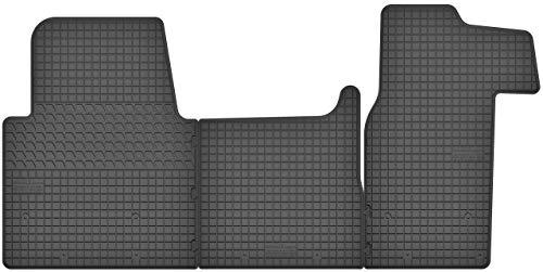 Gummifußmatten Vorne Sitzbezüge Ares OPEL MOVANO B  ab 2010