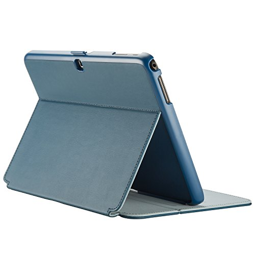 Speck Products StyleFolio Case for Samsung Galaxy Tab S 10.5 - Retail Packaging - Heritage Gray / Jay Blue