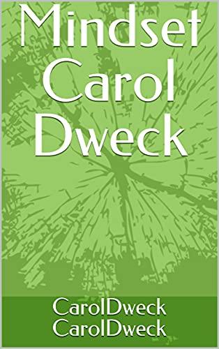 Mindset Carol Dweck (English Edition)
