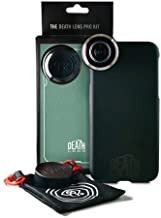 Death Lens iPhone XR Pro Fisheye Lens kit – 200 Degree, No Vignette, Crystal Clear Picture Every Time, HD Picture