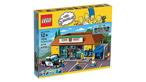 LEGO Simpsons 71016 - Kwik-E-Mart