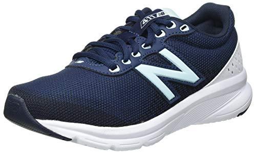 New Balance 411v2, Zapatillas para Correr Mujer, Eclipse, 36.0