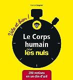 Le corps humain pour les Nuls - Vite et bien - Format Kindle - 6,99 €