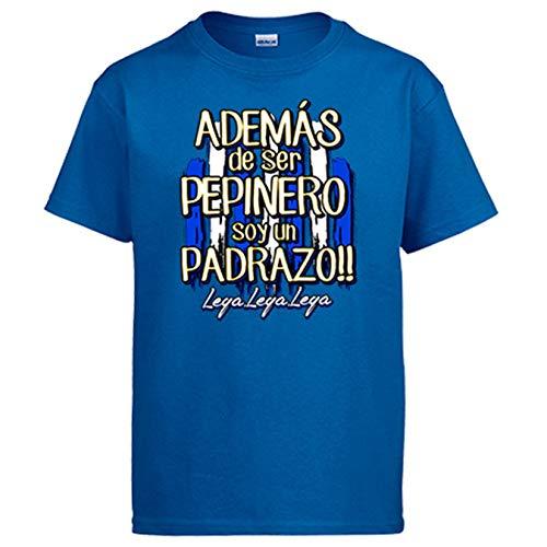 Diver Bebé Camiseta además de ser Pepinero Soy un padrazo Leganés fútbol
