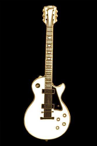 Les 5% OFF Paul Popular popular Electric Guitar - White Pin