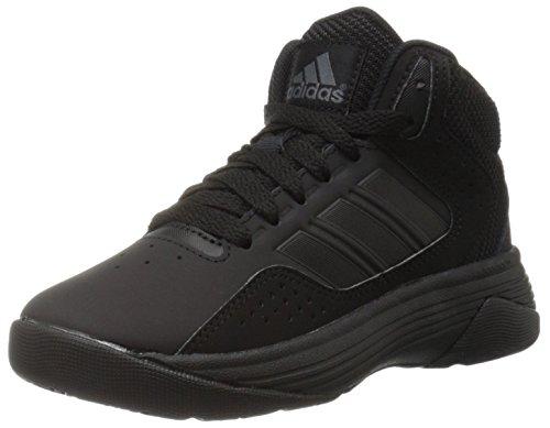 Adidas Cloudfoam - Zapatillas deportivas Cloudfoam Ilation Mid para niños, calzado informal (para niños pequeños y grandes)