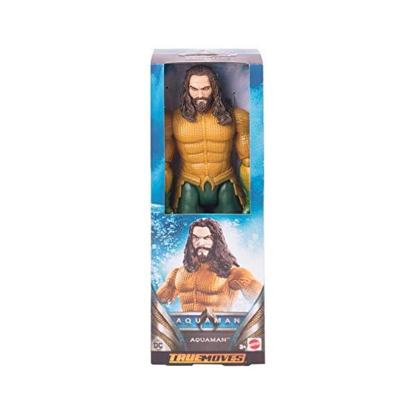DC Aquaman™ Figura de acción Black Manta 30cm (Mattel FXF93) 4