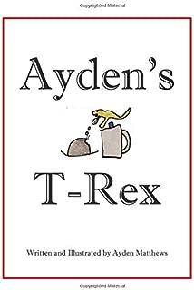 Ayden's T-Rex (Chompy Series)