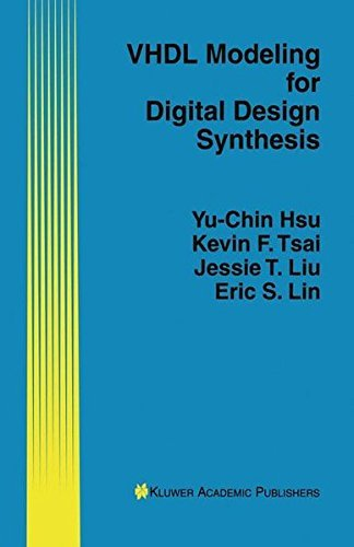 VHDL Modeling for Digital Design Synthesis (English Edition)