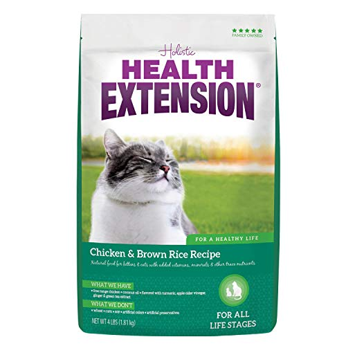 Health Extension Chicken & Brown Rice Recipe, 15-Pounds