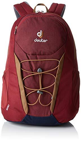 deuter Gogo Backpack, Maron-Navy, 0