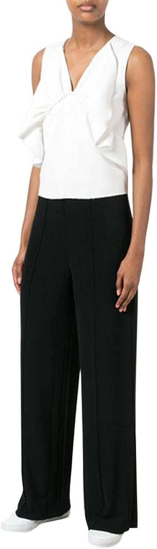 Malene Birger  Women's Mulanas WideLeg Trousers  Black