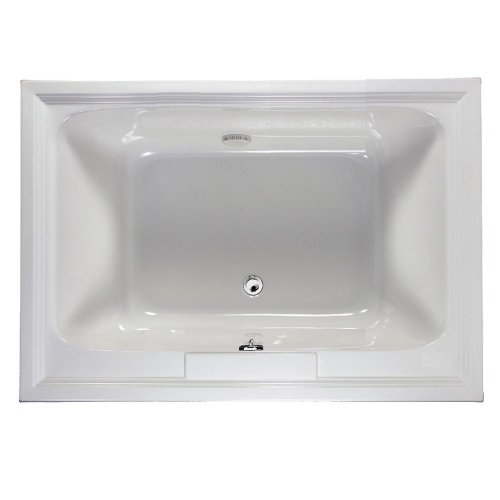 American Standard 2748.002.020 Town Square 5-Feet by 42-Inch Bath Tub, White