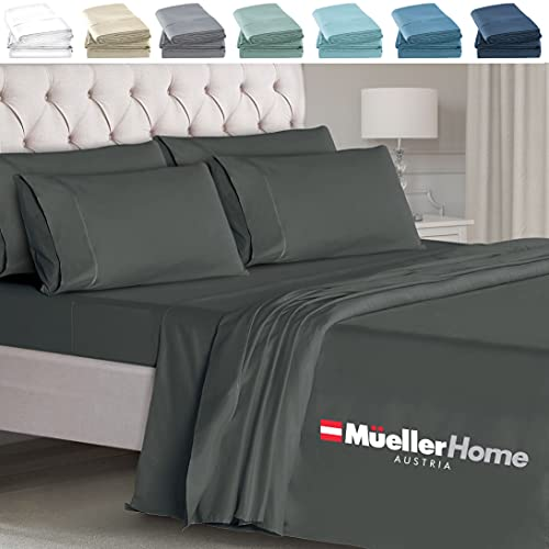 Mueller Ultratemp Bed Sheets Set