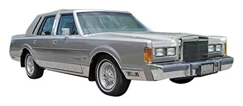 Amazon Com 1989 Lincoln Town Car Reviews Images And Specs Vehicles