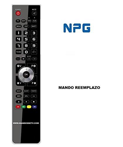 Mando TV NPG NL248B-PF (V. 1)