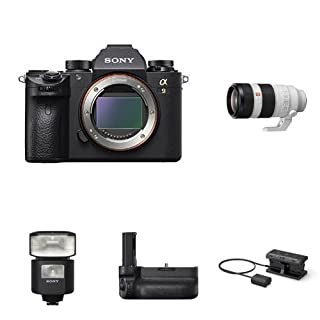 Sony a9 Full Frame Mirrorless Interchangeable-Lens Camera w/ Telephoto Lens & Accessories (B07111N9GX)   Amazon price tracker / tracking, Amazon price history charts, Amazon price watches, Amazon price drop alerts