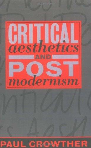 Critical Aesthetics and Postmodernism (English Edition)