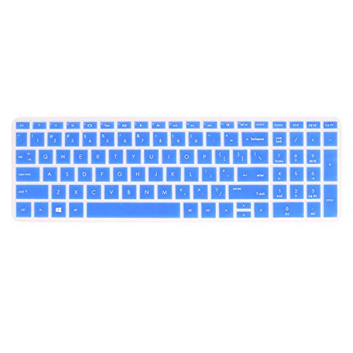 Keyboard Cover Compatible with HP Pavilion Gaming Series 15t 15-cx0071nr /2019 2018 HP Pavilion 15...