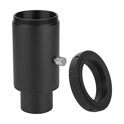 """Tubo de extensão Anel adaptador de diâmetro T de 1,25""""para todos os telescópios e microscópios padrão de 1,25"""""""