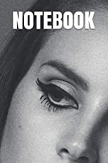 Image of Lana Del Rey Notebook:. Brand catalog list of .