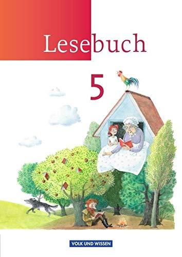 Lesebuch - Östliche Bundesländer und Berlin - Neue Ausgabe: 5. Schuljahr - Schülerbuch