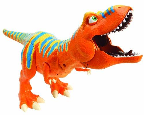 Dinosaur Train - InterAction Roar 'N React Boris Tyrannosaurus Ultimate T-Rex