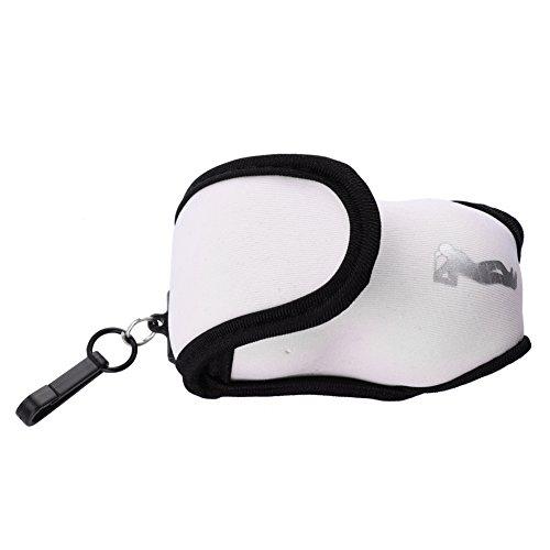 Zyyini Mini Golfball Tasche, Outdoor Tragbare Mini Golf Bag Aufbewahrungsbeutel Nützliche Golfbälle Halter für Outdoor Sports Tool(1#)