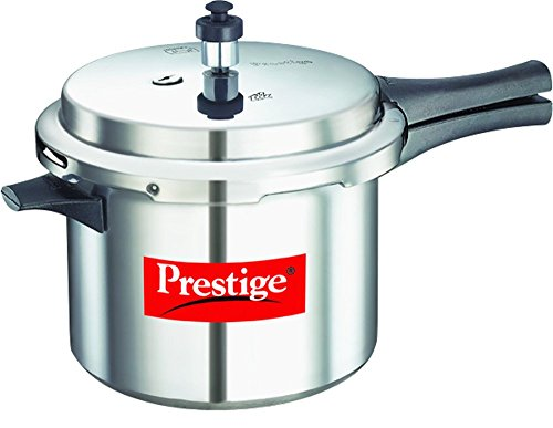 Prestige Popular Pressure Cooker 5 L Silver