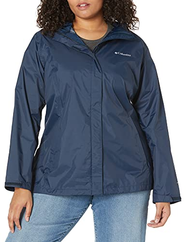 Columbia Women's Arcadia II Jacket, Navy, Medium